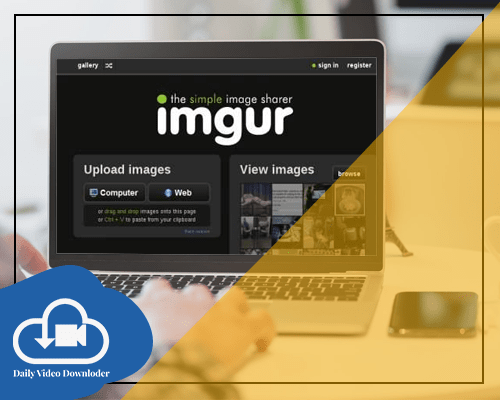 download imgur video from Windows