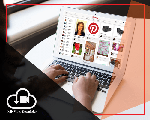 download pinterest video from Windows