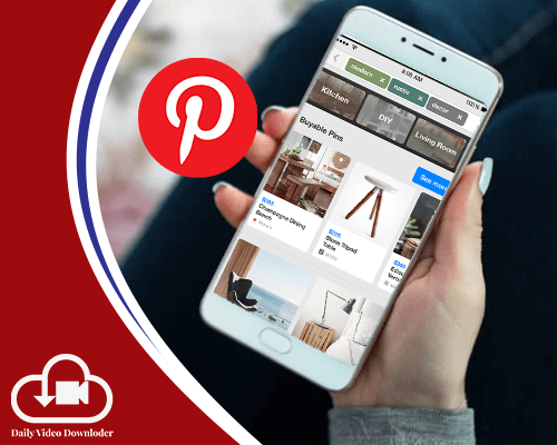 download pinterest video from Mobile