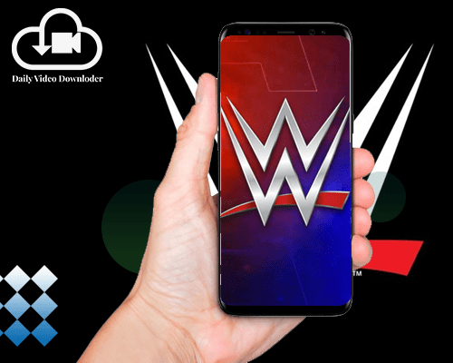 download WWE video from Mobile